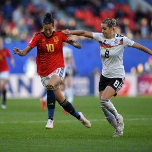 Espanya Alemanya Mundial Femení @SeFutbolFem