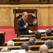 Quim Torra Parlament Sessio de Control - Sergi Alcàzar