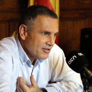 Alcalde Vilafranca Penedes PEre Regull JxCat - ACN