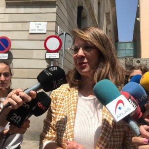 Janet Sanz Barcelona en comú - Carlota Camps