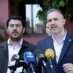 Francesc Viaplana ERC Jordi Fabrega JxCat Seu urgell - ACN