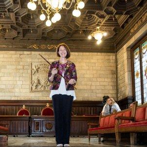 ple investidura ajuntament girona marta madrenas alcaldesa junts per catalunya (bona qualitat) - Carles Palacio