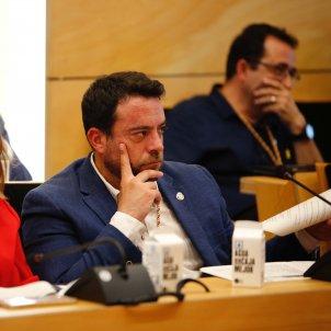 Àlex Pastor ple constitucio ajuntament badalona - Sergi Alcàzar
