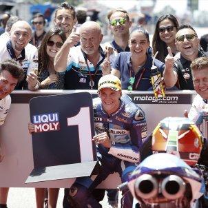 Gabi Rodrigo GP Catalunya Montmeló EFE