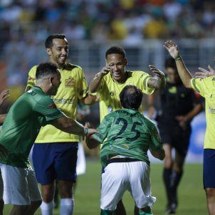 Neymar partit amistos benèfic Brasil