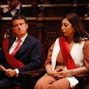 quim forn manuel valls elsa artadi ple municipal ajuntament barcelona sergi alcazar (4)