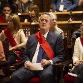 Quim Forn Artadi Ple Constitucio Ajuntament de Barcelona - Sergi Alcàzar