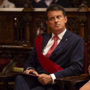 Manuel Valls Ple Constitucio Ajuntament de Barcelona - Sergi Alcàzar