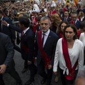 """La premsa francesa retrata el pacte de """"perdedors"""" Colau-Valls"""