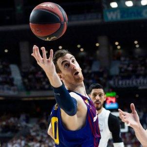 Victor Claver Ante Tomic Madrid Barça @fcbbasket