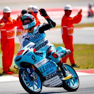 Marcos Ramirez Moto3 Gran Premi Catalunya EFE