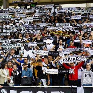 Unionistas de Salamanca afició @unionistascf
