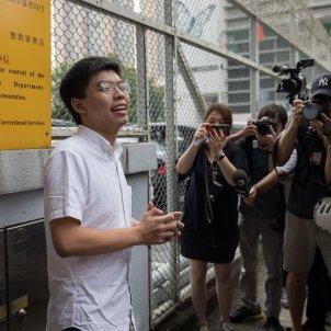 Joshua Wong Hong Kong EFE