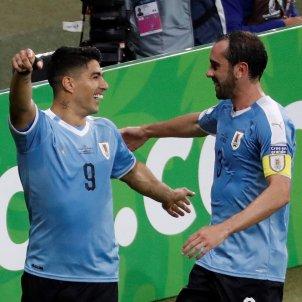 Luis Suárez Godín Uruguai Copa Amèrica Equador EFE