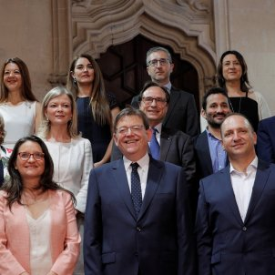 Govern valencià juny 2019 EFE