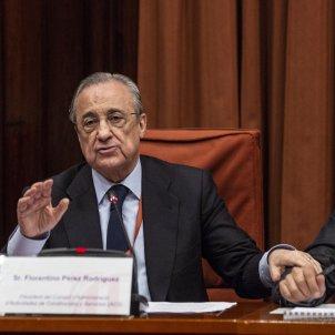 Florentino Perez Comisio Parlament cas Castor - Sergi Alcàzar