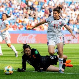 Lucía García Xina Espanya Mundial femení EFE