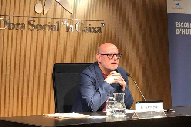 Enzo Traverso Oscar Gelis La Chincheta