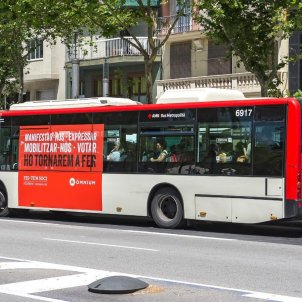 Autobusos Ho tornarem a fer Òmnium