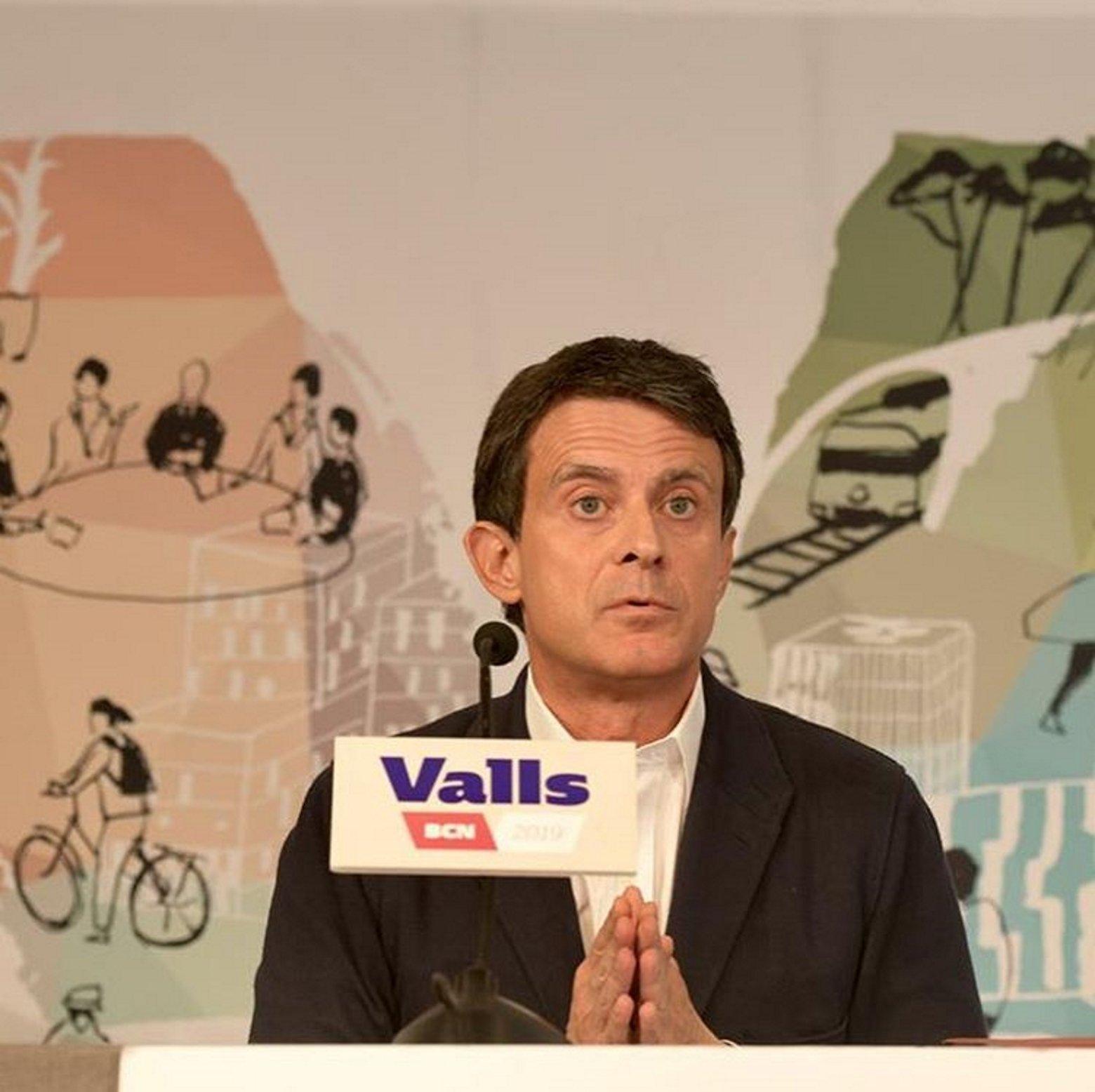 Manuel Valls cara @manuelvallsbcn
