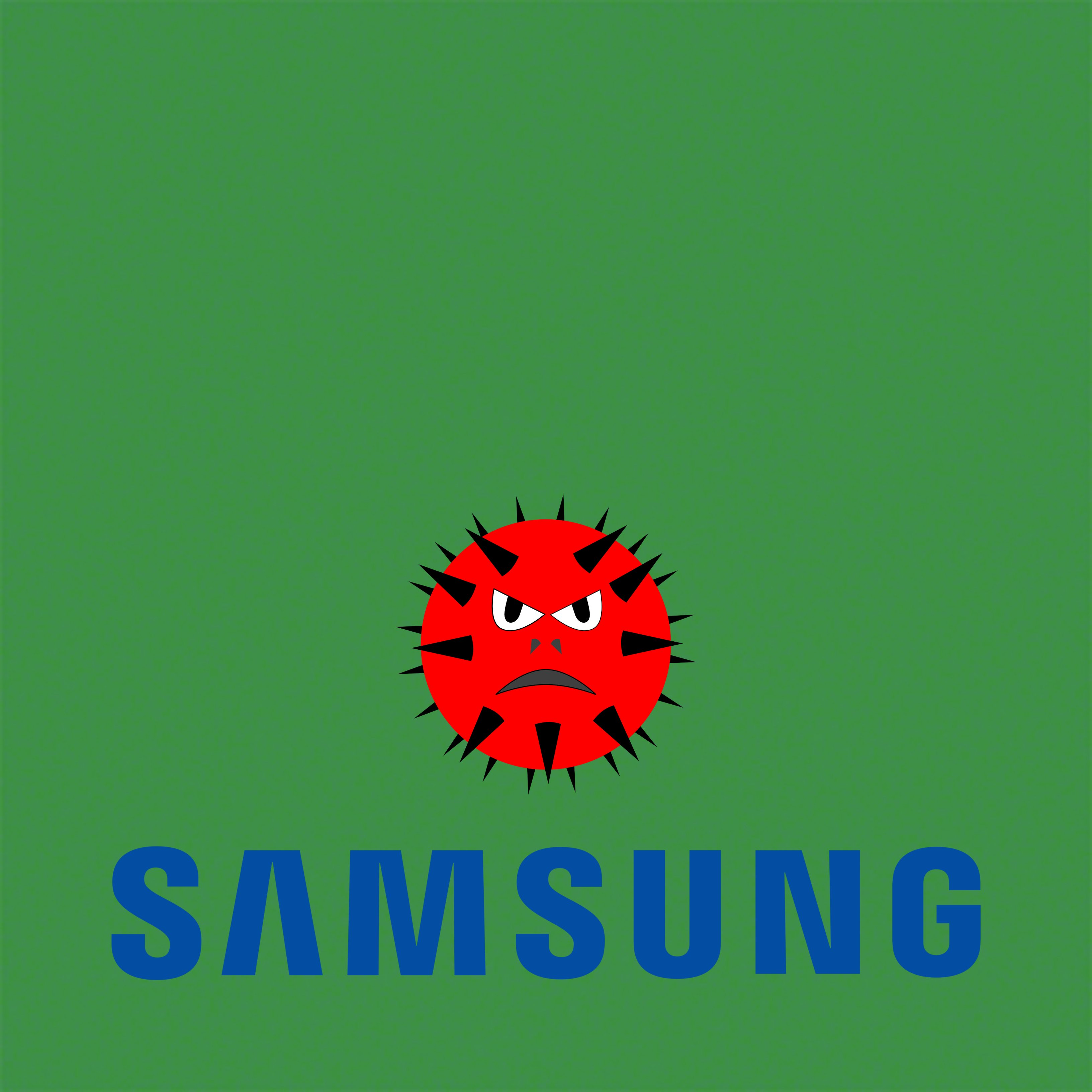 Samsung virus