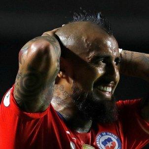 Arturo Vidal Xile Copa America EFE