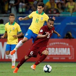 Coutinho Brasil Veneçuela EFE