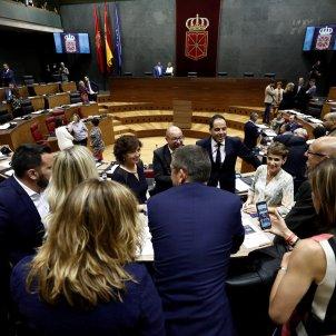 Parlamento Navarra EFE