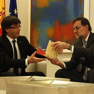 Puigdemont Rajoy 20abril 2016 ACN