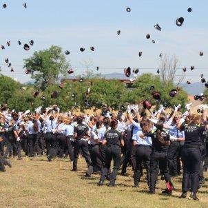 gorres mossos policia local lliurament diplomes aire acn