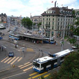 Zuric  Central viquipedia Andrew Bossi