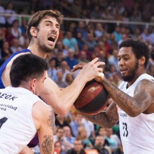 Tomic Barca Madrid Final ACB @FCBbasket