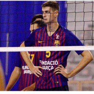 Arnau Caparrós FC Barcelona