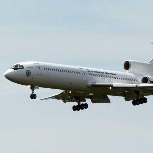 Tu 154 exercit rus