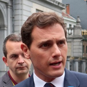 Albert Rivera Brussel·les EFE