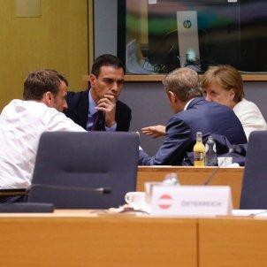 Reunió líders europeus ACN
