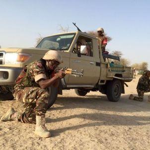 Exèrcit nigerià Boko Haram VOA Nicolas Pinault