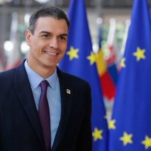 Pedro Sánchez Comissió Europea EFE