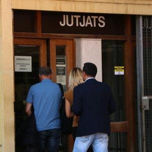 Professora IES Palau Sant Andreu Barca declaració jutjats - ACN