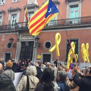 Manifestacio llibertat presos polítics Madrid - ACN