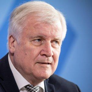 Ministre interior alemnay  Horst Seehofer - Efe