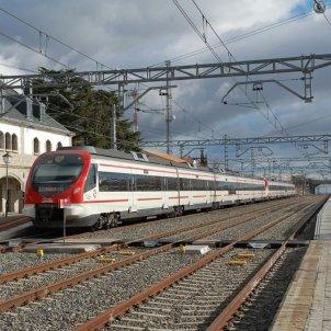 Tren Rodalies Comunitat Madrid - EuropaPress