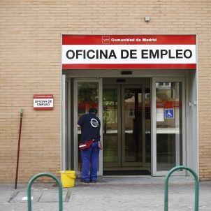 oficina atur / Europa Press