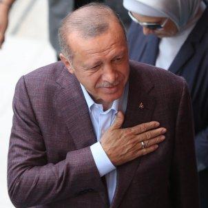 President turquia Recep Tayyip Erdogan - Efe