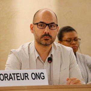director UNESCOCAT, Gerard Segú ACN