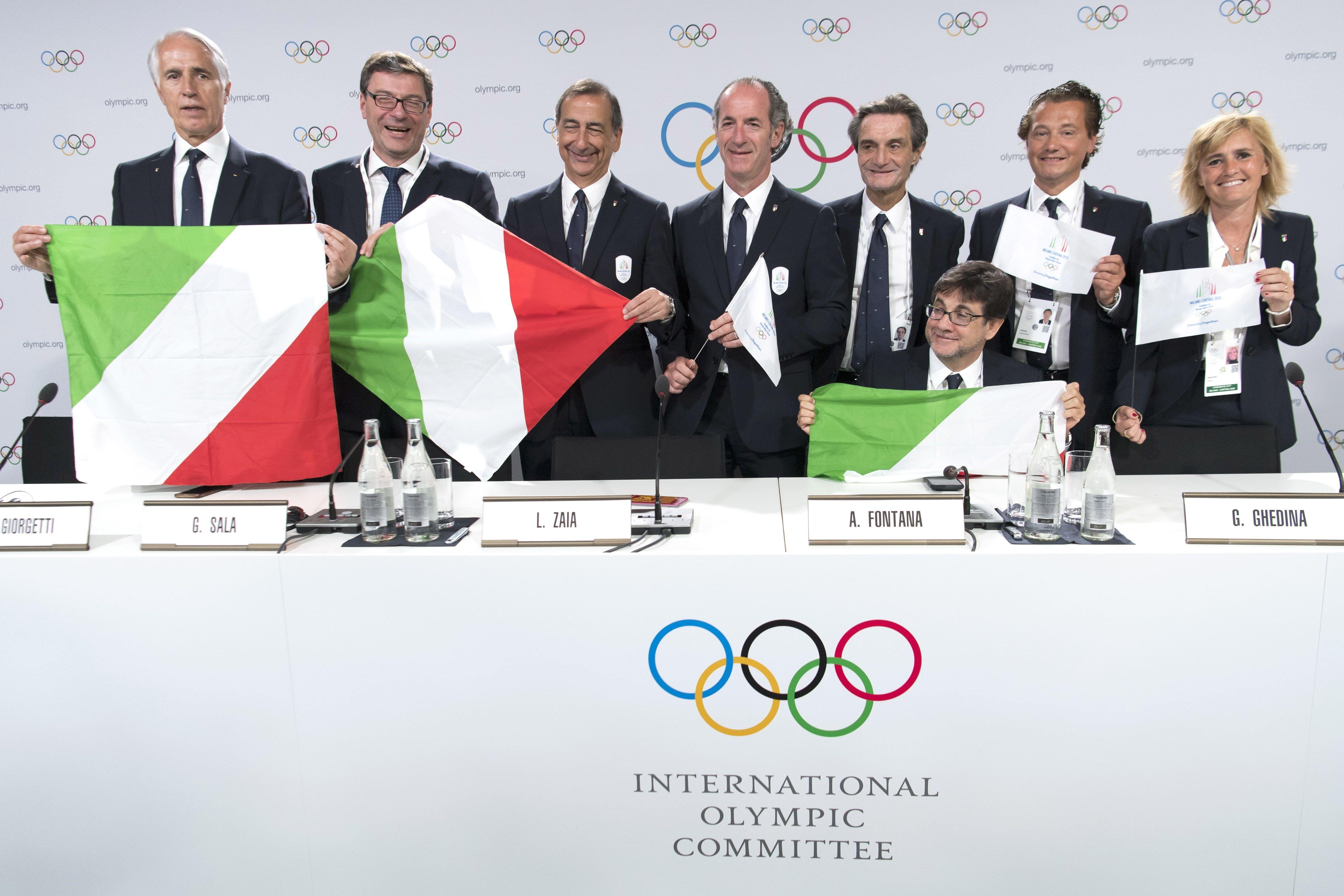 Milà Jocs Olímpics Hivern 2026 EFE