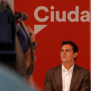 Albert Rivera Executiva Cs EFE