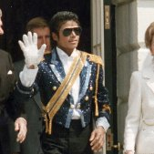 Michael Jackson with the Reagans The White House Office