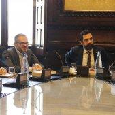 ERC atura una ILP per declarar la independència, JxCat hi vota a favor