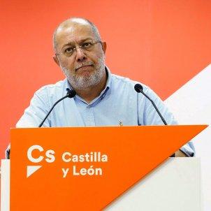Francisco Igea Ciutadans Castellà i Lleó